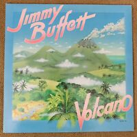 Jimmy Buffett - Volcano - Vinyl Record LP Gatefold Album 1979 MCA 5102