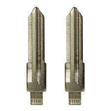Rohlinge Daewoo Rohling 2 Stück Schlüsselrohlinge Rohling Schlüssel Daewoo#16