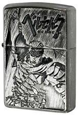 New Berserk Guts Zippo Anime Manga Fantasy Works figure engraved Japan F/S