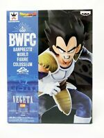 Dragon Ball Z VEGETA BWFC Banpresto World Figure Colosseum 2 Vol.6 Japan NEW
