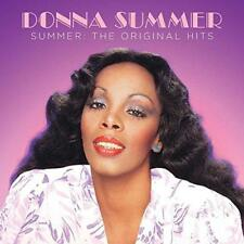 Donna Summer - Summer: The Original Hits (NEW CD)