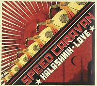 Speed Caravan Kalashnik Liebe (2009) 14-track CD Album Digipak Neu/Verpackt