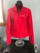 Gore Bikewear Womens Red Windstopper Cycling Jacket, XS