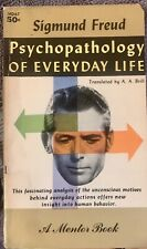The Psychopathology of Everyday Life - Freud — mentor book 1960