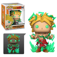 """Funko Pop! DBZ Broly 6"""" Galactic Toys Exclusive - 1 in 6 Chase"""
