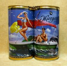 """Zhiguli"" №28 Pin-up empty beer can Limited Edition Russia New 2020"