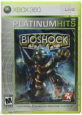 BioShock 1 Xbox 360 Brand New Sealed Fast Shipping