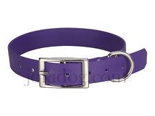 Collier biothane beta 25 mm x 55 cm violet - jokidog