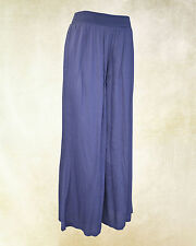 Wide Leg Viscose 30L Trousers Women's Harem