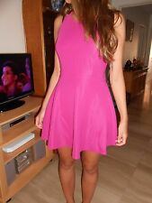 A VOIR Robe dos nu rose fushia FOREVER 21 T M 38