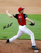 Blake Snell Signed 11x14 Photo PSA COA Auto Rookie RC Rays Photograph Cy Young