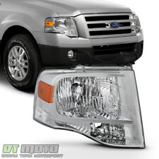 2007 2017 Ford Expedition Headlight Factory Style Headlamp 07 14 Penger Side