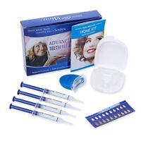 Teeth Whitening Kit With 5 Gel 2 Tray 1 LED Laser Light Oral Hygiene Dental Care