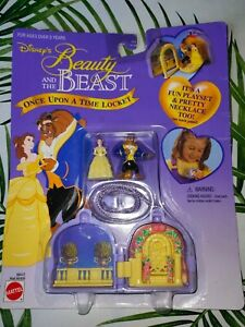 Beauty And The Beast Once Upon A Time Locket
