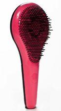 New Genuine Michel Mercier Detangling Professional Hair Brush Fine - Red