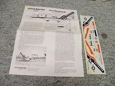 Scale-Master decals 1/72 TA-4J Skyhawk   D44