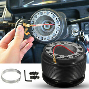 Steering Wheel Hub Adapter Boss Kit For Mitsubishi Lancer EVO/FTO/Mirage  .·