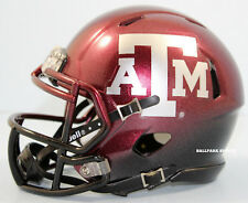 TEXAS A&M AGGIES (2018 Alternate) Riddell Speed Mini Helmet