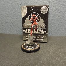 Heroclix Legacy Limited Edition Drake Burroughs (Wildfire) Gold Ring NIB