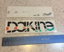 Dakine Sticker decal Lot surf snow skate wake board die cut