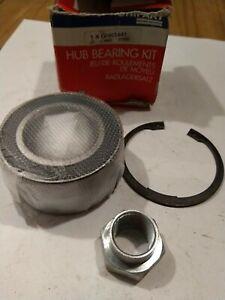 Front Wheel Bearing Kit fits FIAT PANDA  2004-2009