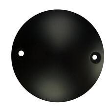 Zündungsdeckel Pointcover schwarz für Harley Davidson Sportster von 71 bis 03
