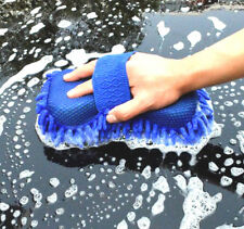 Vehicle Cleaning Window Washing Pad Microfibre Car Chenille Noodle Foam Sponge