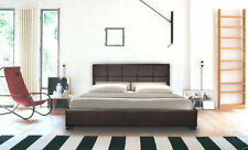 Leather Bedroom Modern Beds & Mattresses