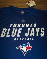 TORONTO BLUE JAYS MLB BASEBALL T-Shirt JERSEY Big and Tall 4XL 4XLT NEW