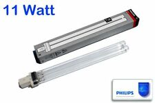 Philips UVC Lampe UV-C Teich Klärgerät Entkeimung Algen 5 7 9 11 18 24 36 55 W