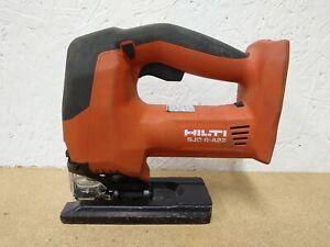 Hilti SJD 6-A22 Cordless Variable Speed Jig Saw