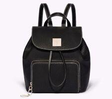 BNWT Fiorelli Small Paris Black Backpack Casual University School Bag RRP £69