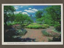 Portsmouth. New Hampshire. Prescott Park.  unused  postcard   n.54