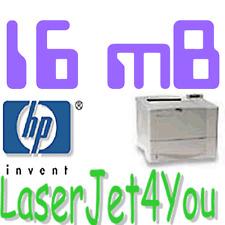 16MB HP LaserJet  Memory 4+ 4M+ 4V 4MV 5 5M 5N 5Si 5Se Mopier 5SiNX 5SiMX