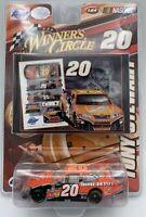 NEW Tony Stewart Nascar Winner's Circle #20 Home Depot Car 1:64 #89948 Joe Gibbs