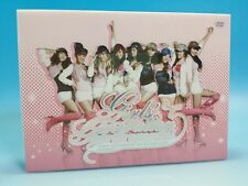 DVD Girls' Generation THE 1ST ASIA TOUR Into The New World SNSD