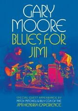 Gary Moore: Blues For Jimi DVD NEW