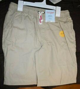 Boys Cat & Jack XL (16) Bermuda Shorts with Flexible drawstring