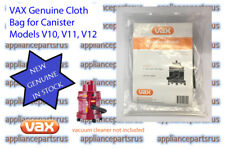 Vax GENUINE Canister CLOTH Vacuum Bag - 90620 - NEW - GENUINE - IN STOCK
