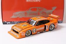 1:18 Minichamps Ford Capri Turbo Gr. 5 JÄGERMEISTER #1 Ludwig DRM 1982
