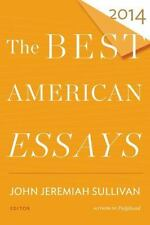The Best American Essays 2014 by