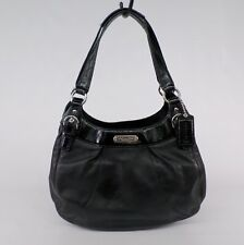 Coach Soho Leather Satchel Handbag Purse Bag G1293-F19453 Black