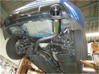 HKS Hi Power Racing Exhaust System - Single Tip - TOYOTA GT86 BRZ