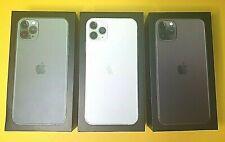 Originalverpackung iPhone 11 Pro Max ohne Zubehör Retail Box Karton Verpackung
