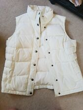 Lands End size small womens body warmer gilet