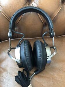 Sony ECR-500 Vintage Uni Electret Electrostatic Condenser Headphones ONLY!