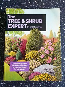 The Tree & Shrub Expert Book by Dr D G Hessayon