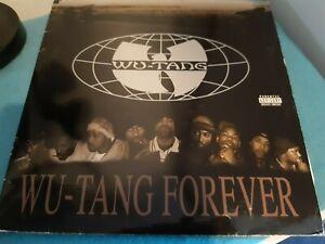 Wu-tang Clan - Wu-tang Forever 4 X Vinyl LP Original 1997