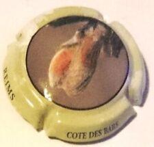 Capsule de champagne Epernay Cote des Bars