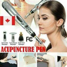 ELECTRONIC ACUPUNCTURE PEN MERIDIAN 5 MASSAGE HEAD PAIN THERAPY RELIEF GIFT